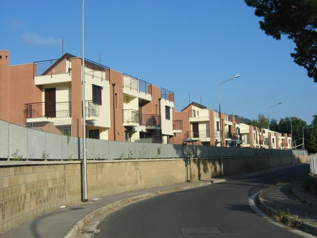 Architettura 4 - COMPLESSO RESIDENZIALE EDIL POL A POZZUOLI - 1-min
