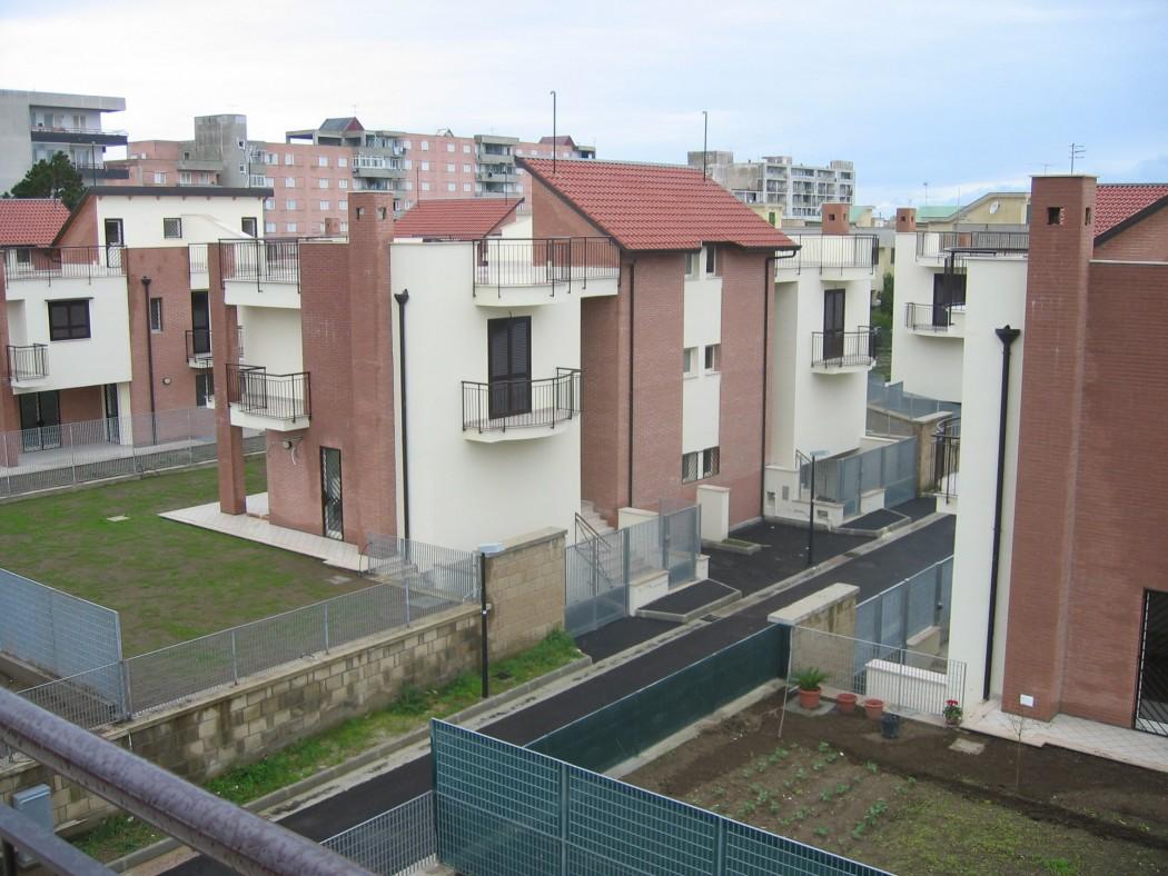 Architettura 4 - COMPLESSO RESIDENZIALE EDIL POL A POZZUOLI - 3-min