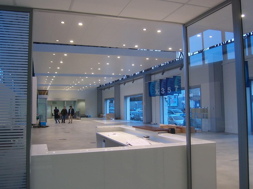 Architettura 5 - CONCESSIONARIA AUTO BMW - MINI A NAPOLI - 2-min