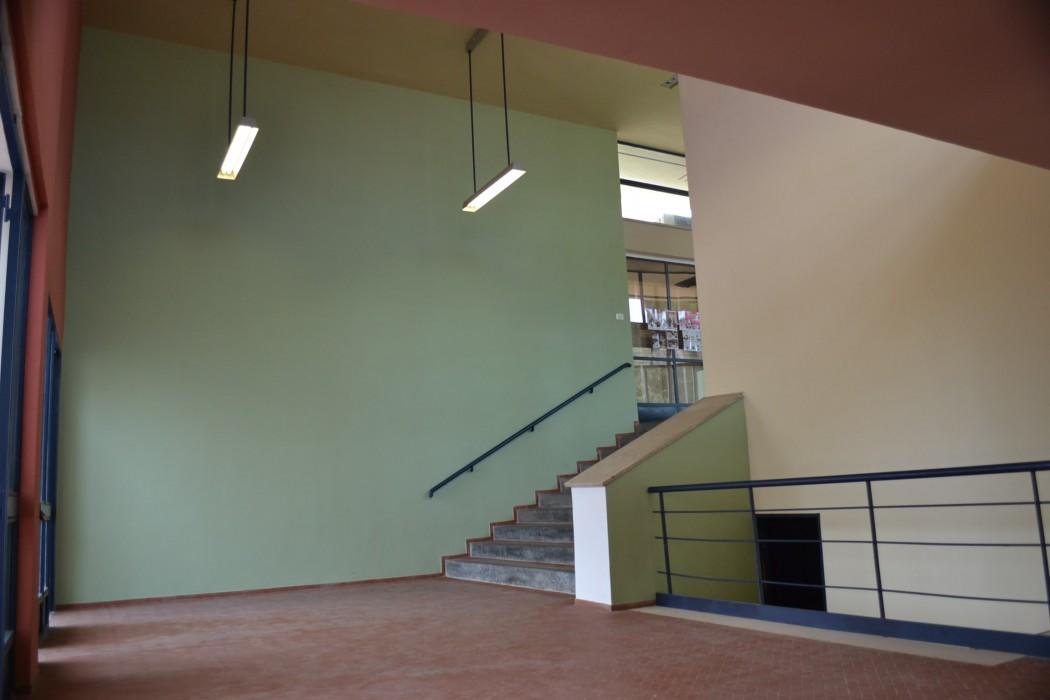 Architettura 2 - EDIFICIO DELLA EX FABBRICA OLIVETTI A POZZUOLI - 1-min