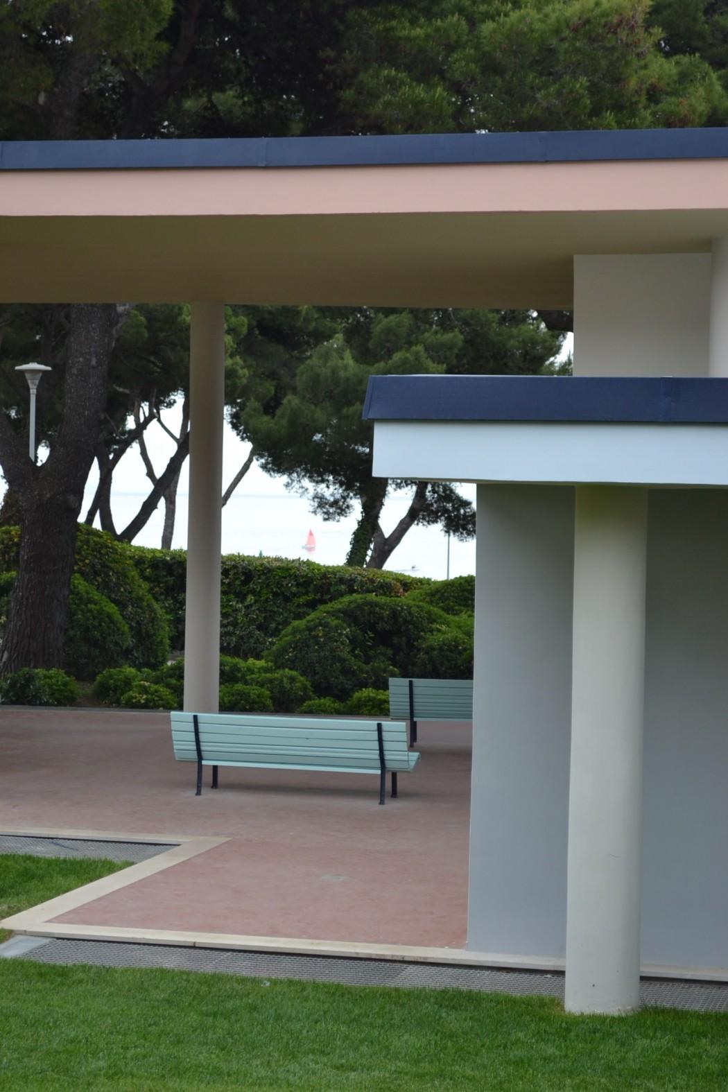 Architettura 3 - PIANO DEL COLORE NELLA EX FABBRICA OLIVETTI A POZZUOLI - 5-min