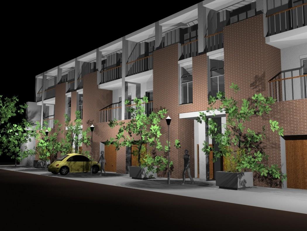 Architettura 8 - EDIFICIO RESIDENZIALE AD OTTAVIANO - 4-min